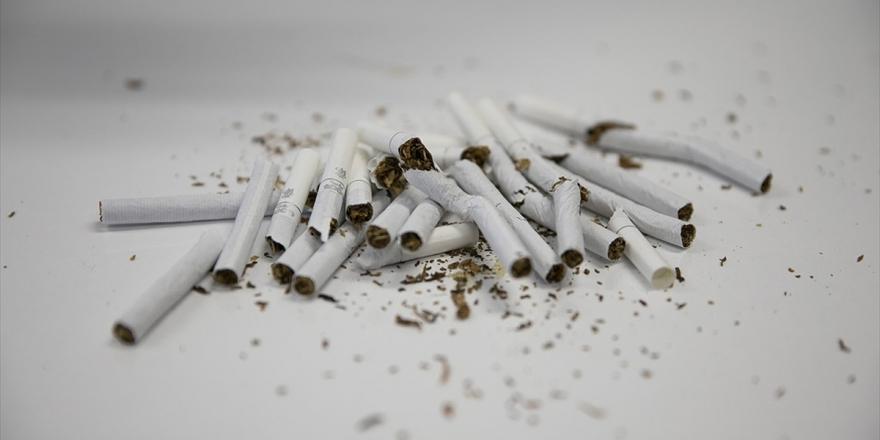 Sigara Mesaneye De Düşman