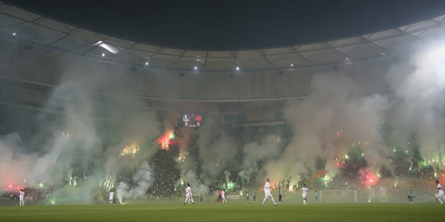 Tff 2. Lig Play-off Finalinin Faturası 1,5 Milyon Lira