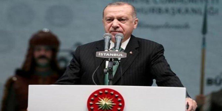 Cumhurbaşkanı Erdoğan: Muhterislerin Bu Şehri Yağmalamasının Önüne Geçtik
