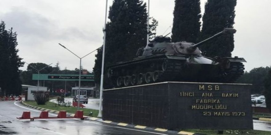 Danıştay'dan Tank Palet Fabrikası'nın Satışına İtiraz
