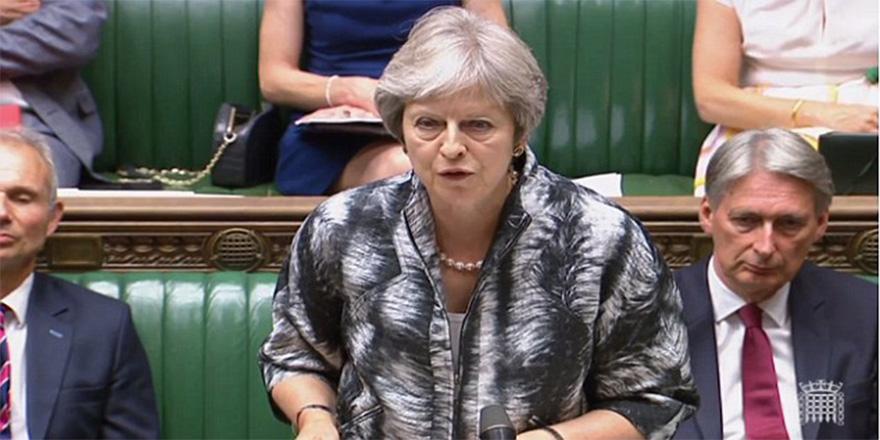 İngiltere Başbakanı May: Rusya ile mücadele edilmeli