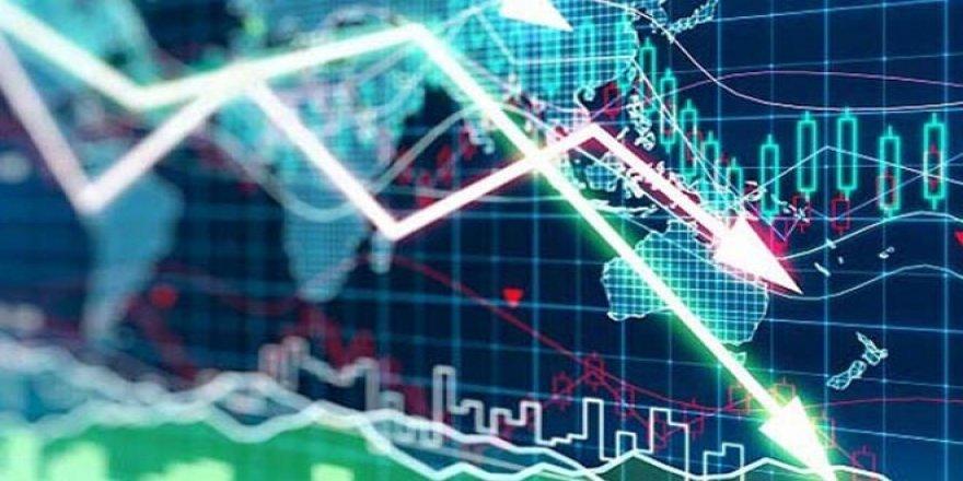 Büyüme Rakamları Açıklandı; Ekonomi İlk Çeyrekte Yüzde 2,6 Daraldı