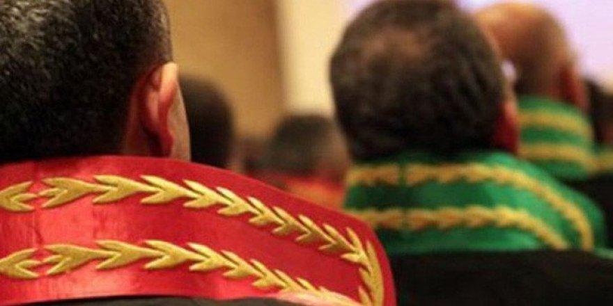 HSK'dan Yeni Kararname! 3 Bin 722 Hakim ve Savcının Görev Yeri Değişti