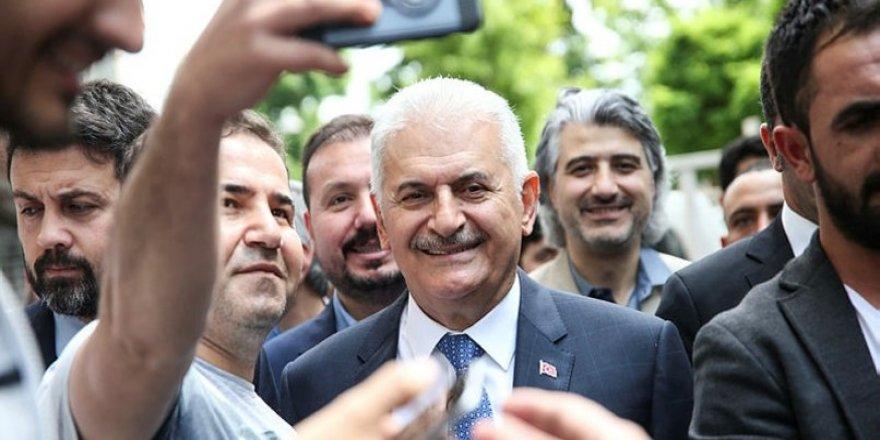 AK Parti İstanbul Büyükşehir Belediye Başkan Adayı Binali Yıldırım, Dev Projesini Açıkladı