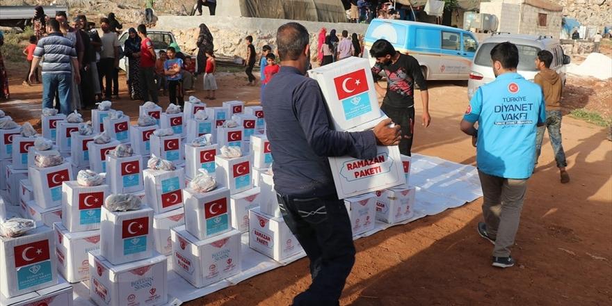 Türkiye'nin Yardım Eliyle Ramazanın Bereketi Dünyayı Sardı