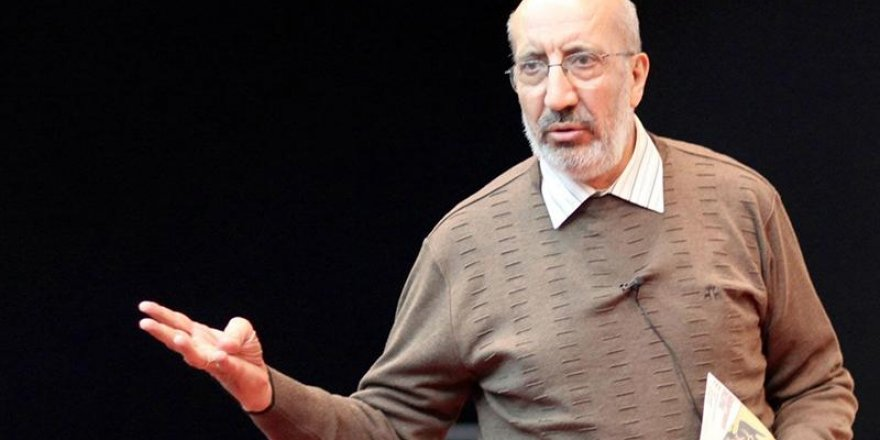 Yeni Akit Yazarı Abdurrahman Dilipak: Servet ve İktidar Dönüştürücüdür