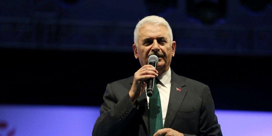 AK Parti İstanbul Büyükşehir Belediye Başkan Adayı Binali Yıldırım, Esenyurtlularla İftarda Buluştu