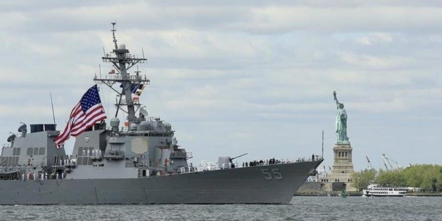 Beyaz Saray İle Pentagon Arasında Savaş Gemisi Krizi