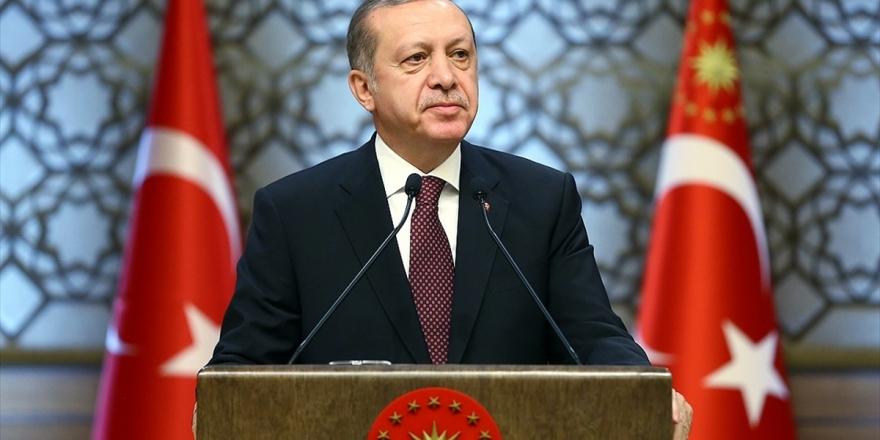 Cumhurbaşkanı Erdoğan: Türkiye Tüm Dostlarının Ve İnsanlığın Umudu Olmayı Sürdürüyor