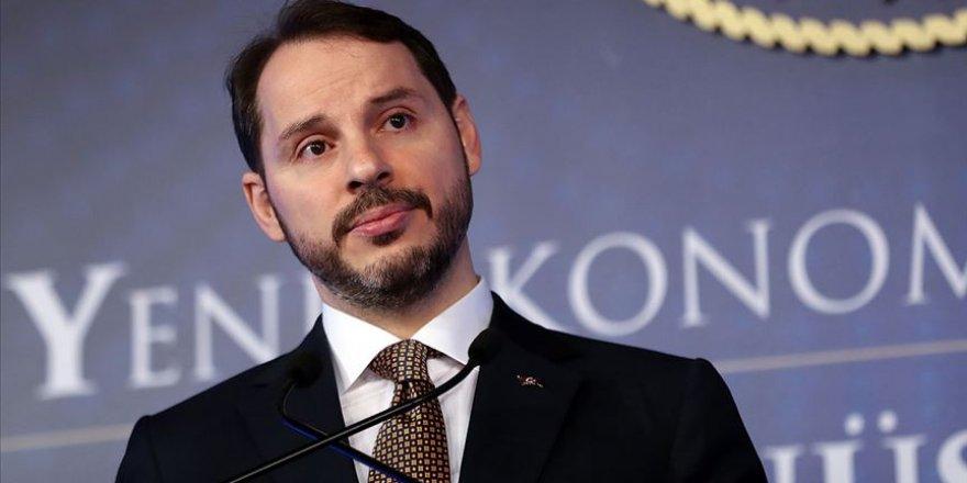 Hazine ve Maliye Bakanı Albayrak: Haziranda Yıllık Cari Fazla Vereceğiz Yeni Bir Dönem Başlayacak