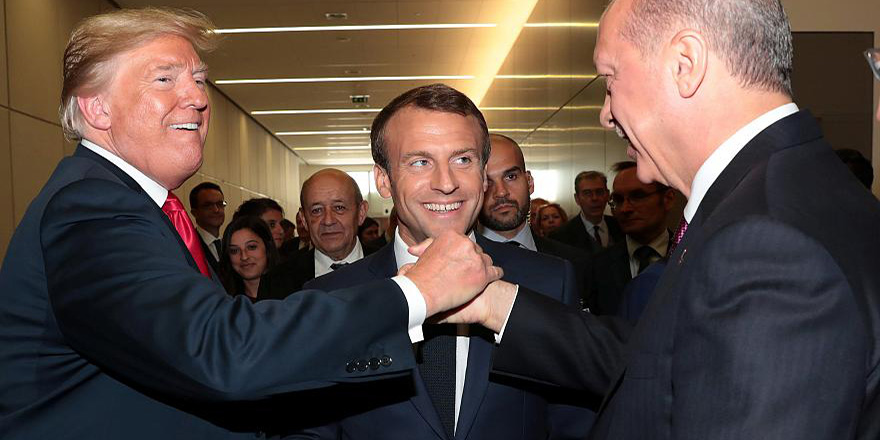 """Trump, """"burada Erdoğan hariç kimse işini düzgün yapmıyor"""""""