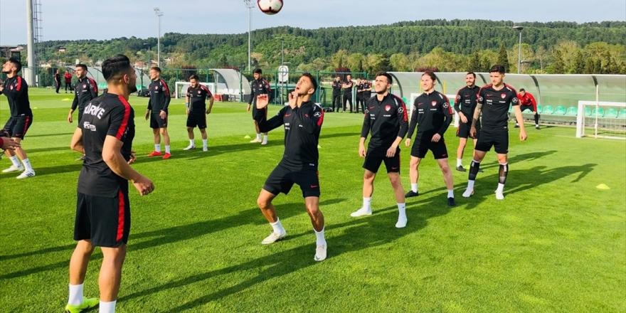 Ümit Milli Futbol Takımı'nın Konuğu Arnavutluk