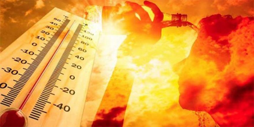 Son 30 yılın en sıcak günü yaşandı