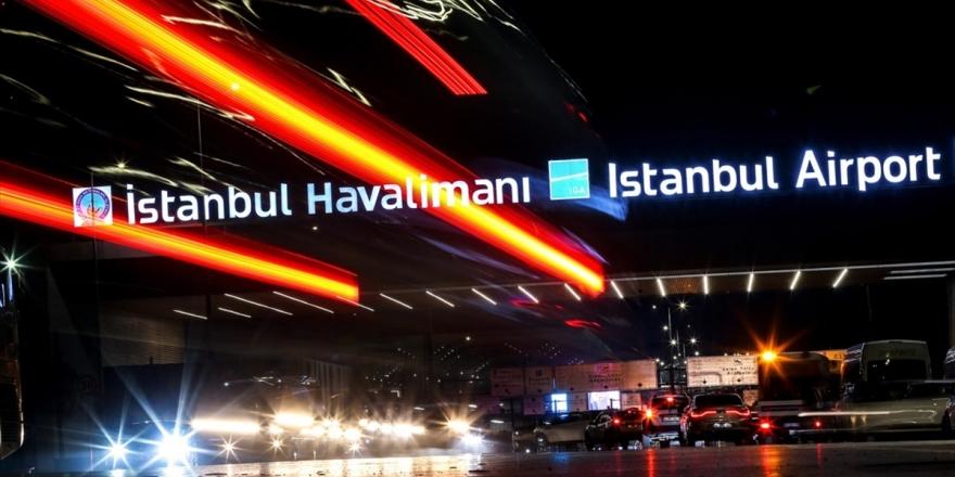 İstanbul Havalimanı'nda Mayıs Yoğunluğu