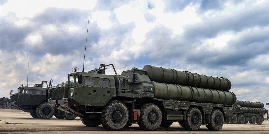 Rusya: S-400'lerin Teslimatına 2 Ay İçerisinde Başlayacağız