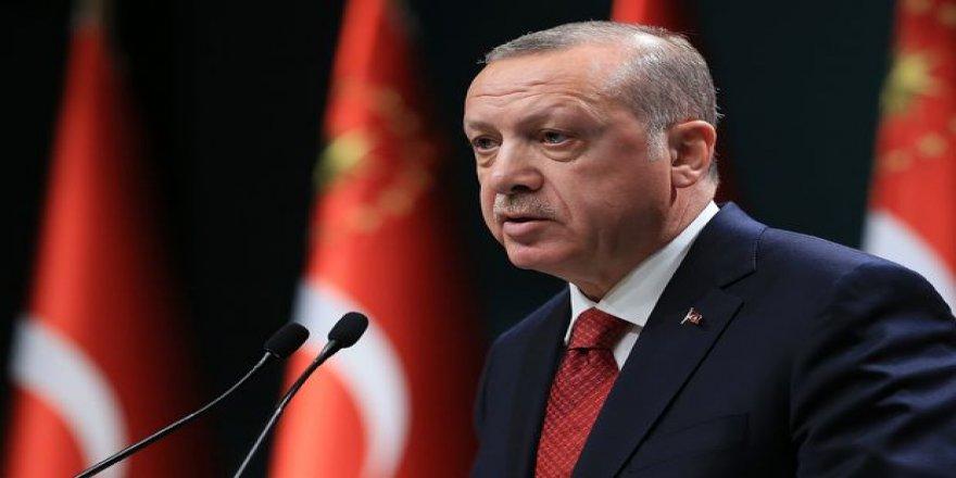 Cumhurbaşkanı Recep Tayyip Erdoğan'dan Yeni Af Yasasına İlişkin Açıklama