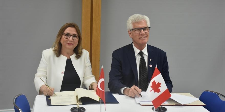 G20'de Türkiye-kanada İş Birliği