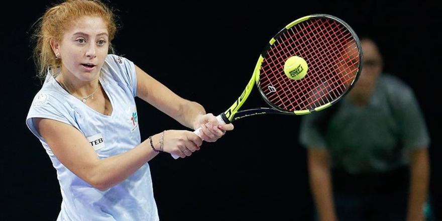 Milli Tenisçi Berfu Cengiz, Çiftlerde Şampiyon Oldu