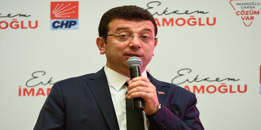 CHP İstanbul Büyükşehir Belediye Başkan Adayı Ekrem İmamoğlu'ndan Önemli Açıklamalar