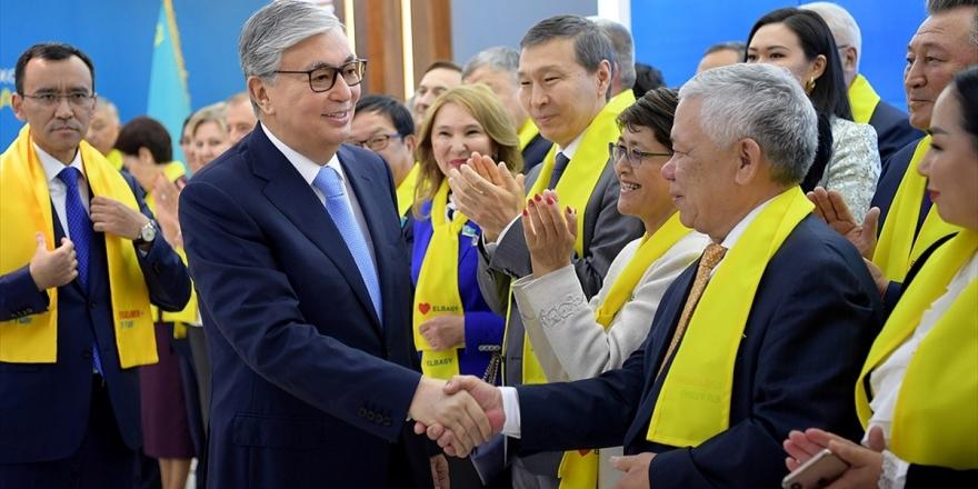 Kazakistan'da Tokayev Cumhurbaşkanlığı Seçimini Kazandı