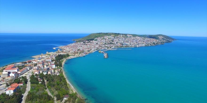 Sinop Bayramda Ziyaretçi Akınına Uğradı