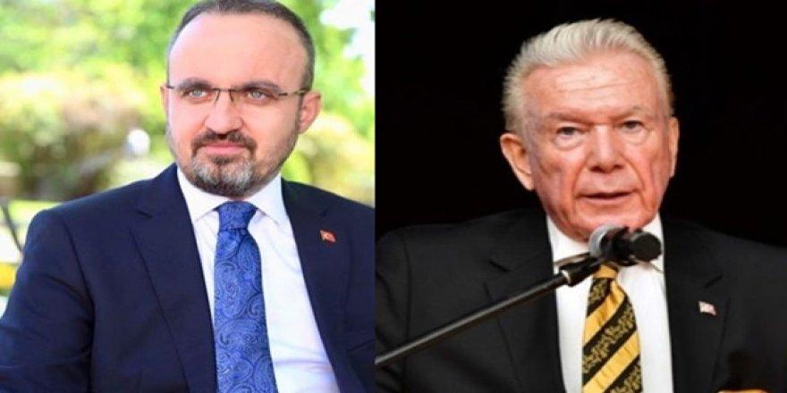 AK Partili Turan'dan Uğur Dündar'a: Keşke Böyle Bir Sorumluluktan Kaçmasaydı