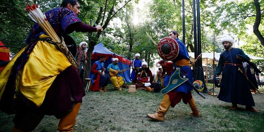 Moskova'da 'Osmanlı Ordu Karargahı' Kuruldu