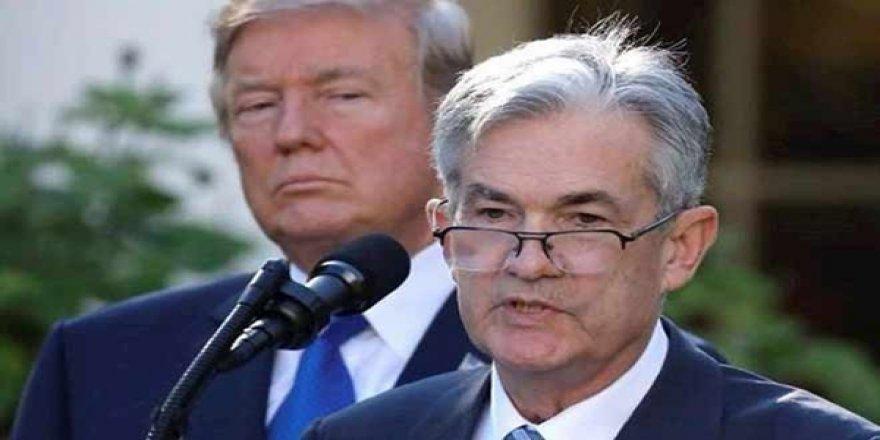 ABD Başkanı Donald TRUMP, Fed Hakkında Değerlendirmede Bulundu