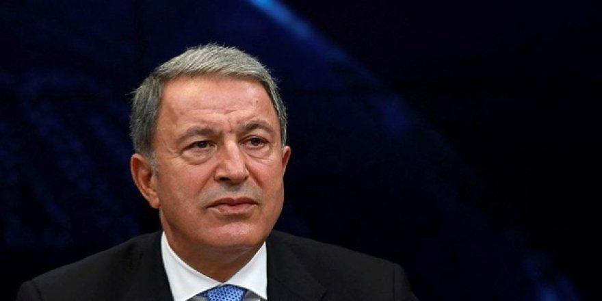 Milli Savunma Bakanı Hulusi Akar'dan ABD'ye Tepki Gerekli Cevabı Hazırlıyoruz