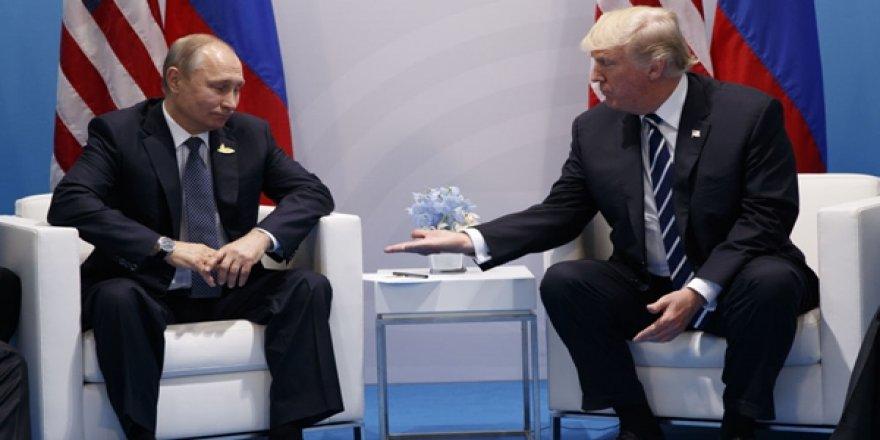 Putin'le Görüşeceğim Diyen Trump'a Rusya'dan Yanıt
