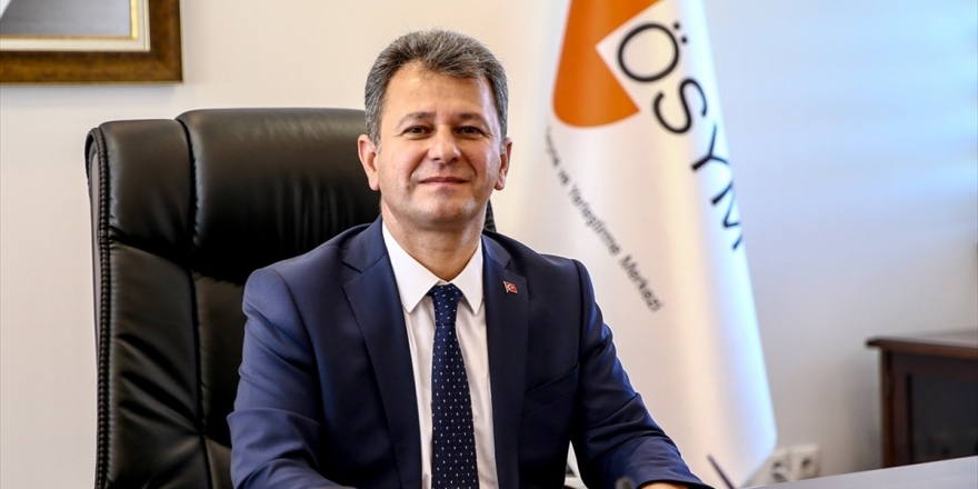 Ösym Başkanı Prof. Dr. Aygün: Yks'ye Toplam 2 Milyon 528 Bin 110 Aday Katılacak