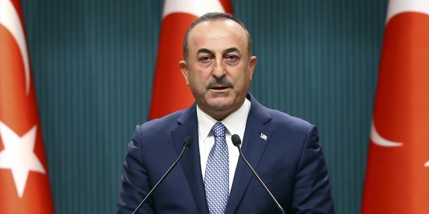 Dışişleri Bakanı Çavuşoğlu: Fransa'nın Ypg İle Yakın İş Birliğini Doğru Bulmuyoruz