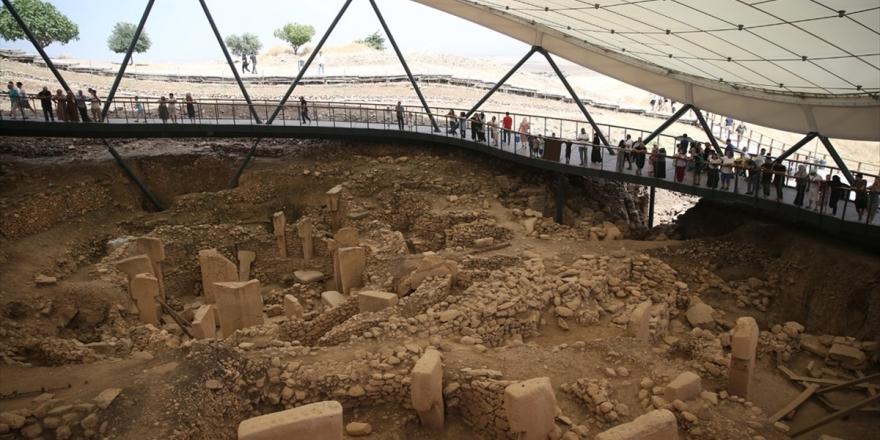 'Tarihin Sıfır Noktası' Bayramda Binlerce Ziyaretçi Çekti
