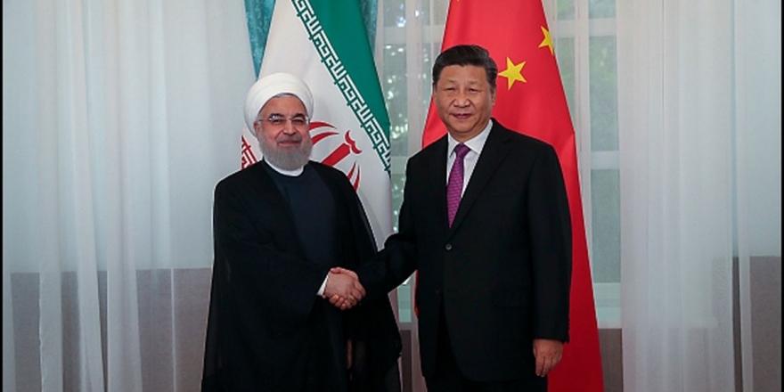 İran Ve Çin Liderlerinden Abd'nin Tek Taraflı Politikalarına Tepki