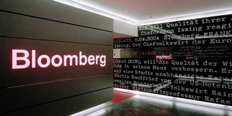 Bloomberg Muhabirleri Aleyhine TL Haberi Davası