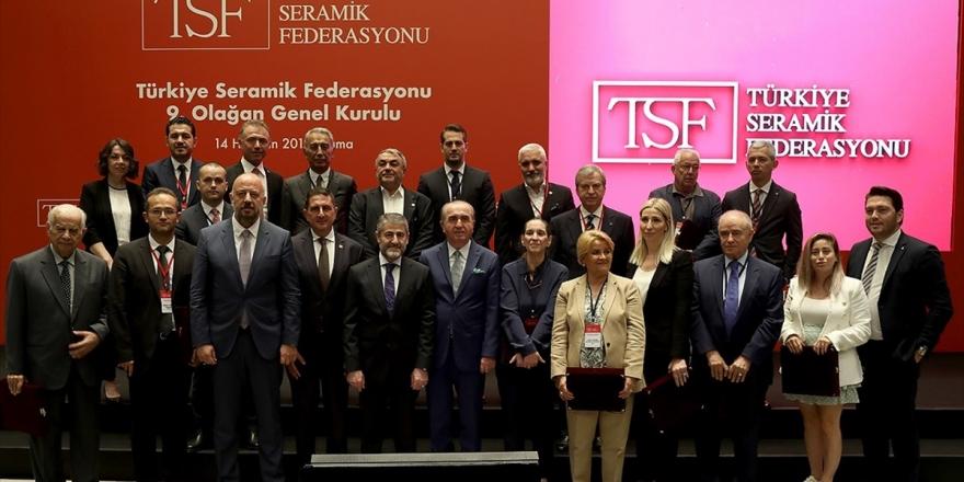 Türkiye Seramik Federasyonu 9. Olağan Genel Kurulu Gerçekleştirildi