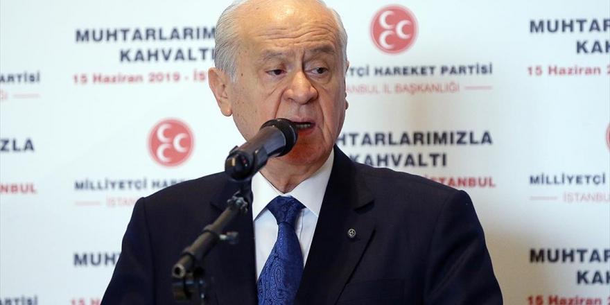 Mhp Genel Başkanı Bahçeli: Türkiye S-400'ü Alacak Ve Konuşlandıracaktır