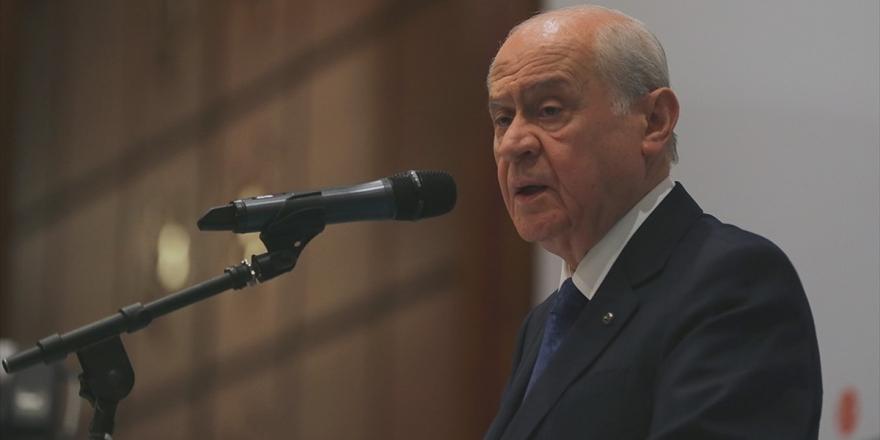 Mhp Genel Başkanı Bahçeli: Not İndiriminin Türkiye Ekonomisinin Şu Anki Seviyesiyle Uyuşmadığı Açık