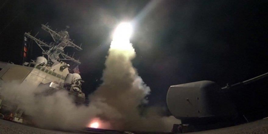 Savunma Bakanlığı: Suriye Rejim Güçleri Vuruldu