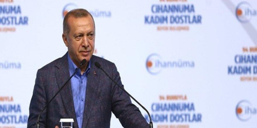 Başkan Erdoğan'dan CHP Adayına: Sen Bu Milletin Valisine Dahi Tahammül Edemiyorsun