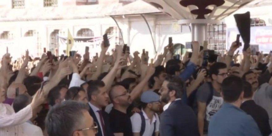 Erdoğan Mursi İçin Kılınan Gıyabi Cenaze Namazında Konuştu