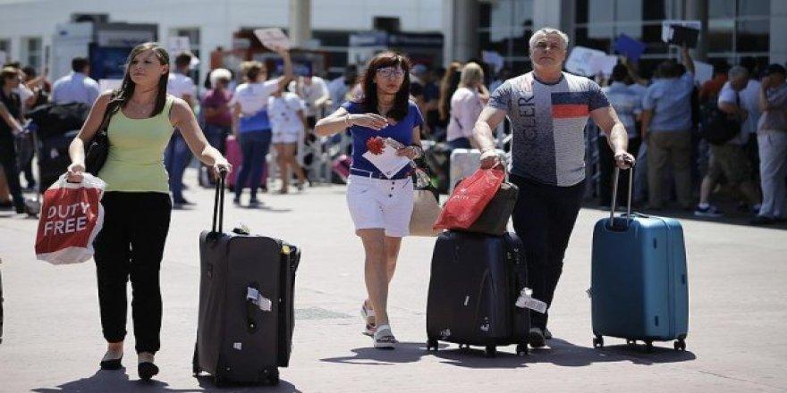 Türkiye'de Tatil Yapmak İçin en Ucuz ve En Popüler Yerler Ruslar Araştırdı