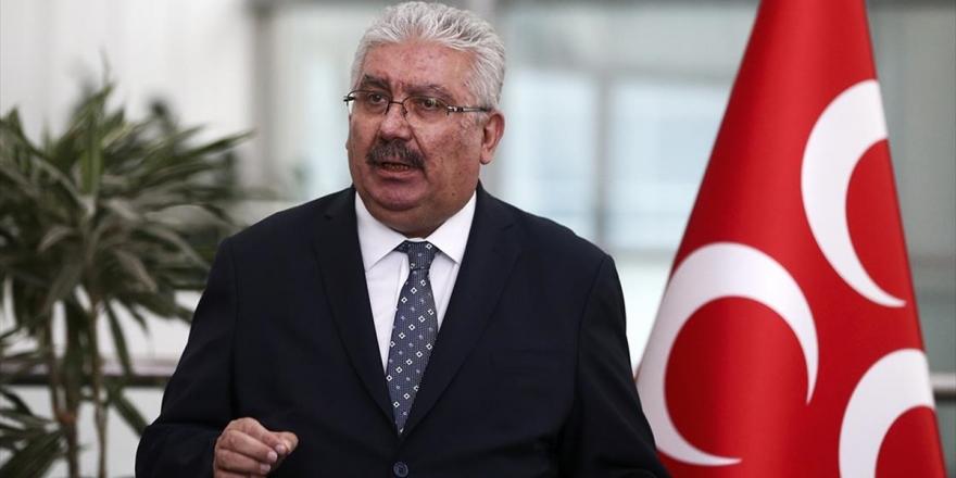 Mhp Genel Başkan Yardımcısı Yalçın: İstanbul Sevdamız, İstikbalimiz, Bekamızdır