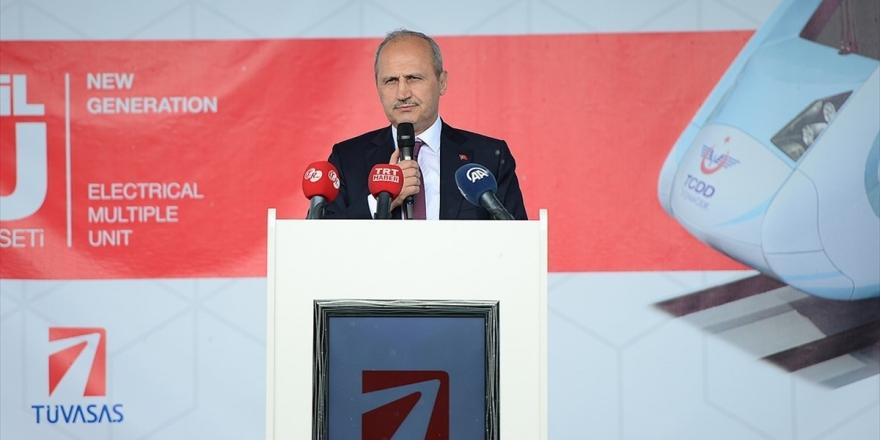 Ulaştırma Ve Altyapı Bakanı Turhan: Milli Sanayiye Önem Veren Güçlü Bir İktidarımız Var