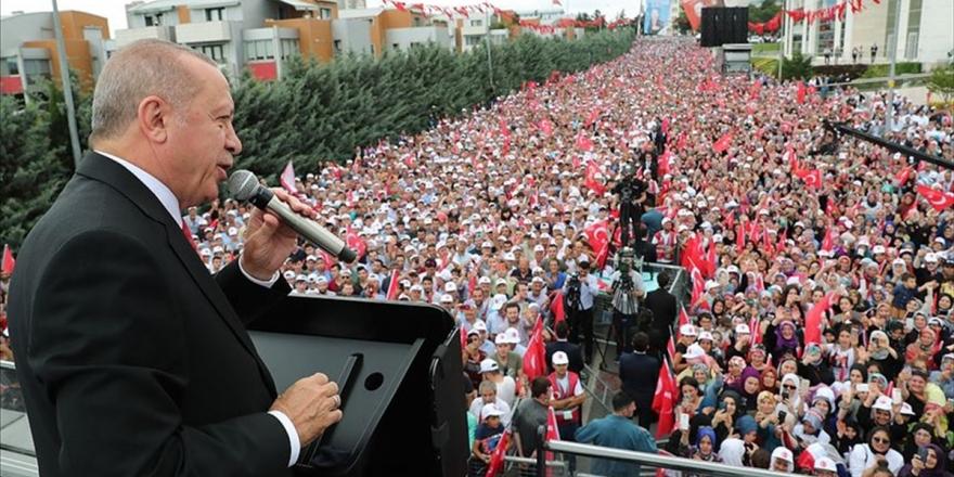 Cumhurbaşkanı Erdoğan: Mısır'ın Uluslararası Mahkemelerde Yargılanması İçin Gerekeni Yapacağız
