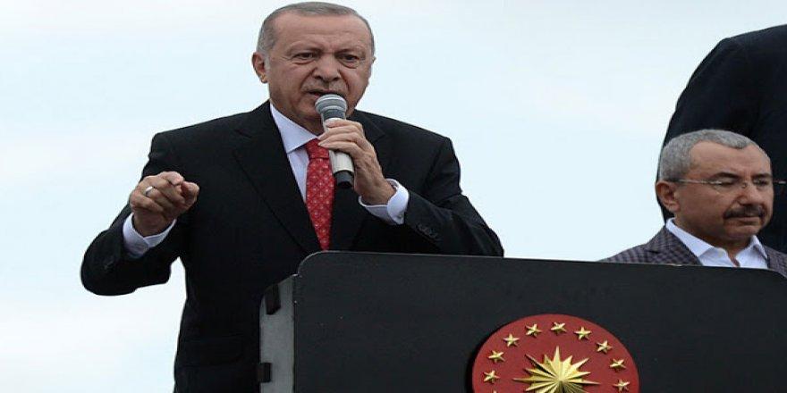 Erdoğan İmamoğlu'na Muhtar Bile Olamazsın mı Demek İstiyor