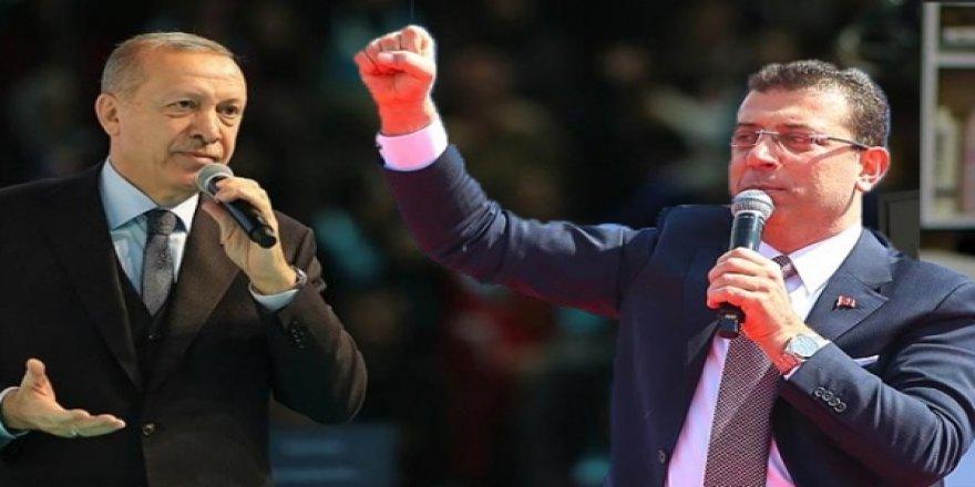 Ekrem İmamoğlu'ndan Erdoğan'a Sisi Yanıtı