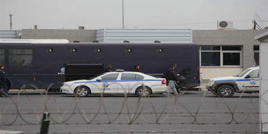 Yunan polisi: Sınır ihlali yapan 4 Türk gözaltında