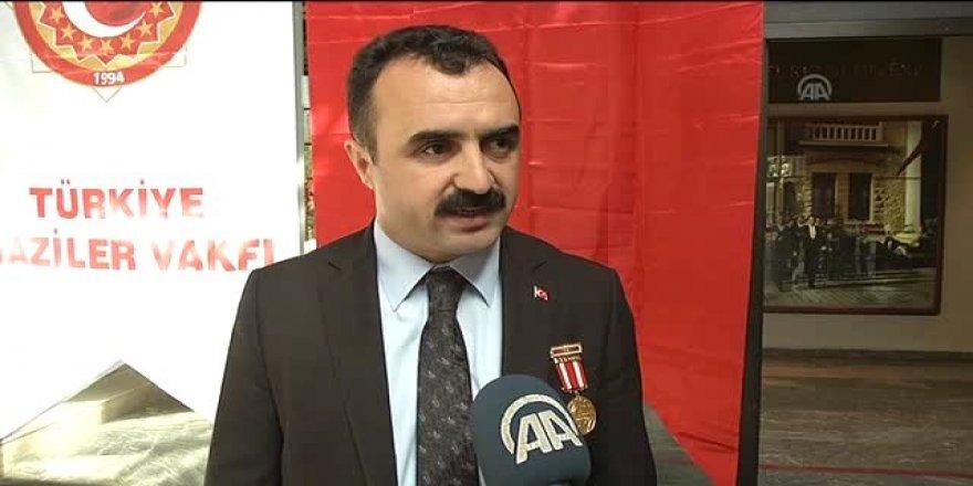 Öcalan'ın Mektubu Yayınlayan AA'ya Gaziler Vakfı Başkanından Tepki