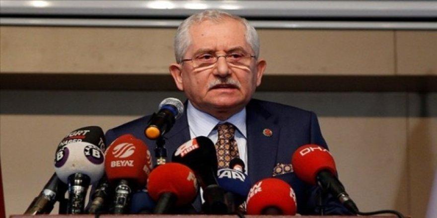 YSK Başkanı Güven, Seçime Dair Gazetecilere Açıklamalarda Bulundu